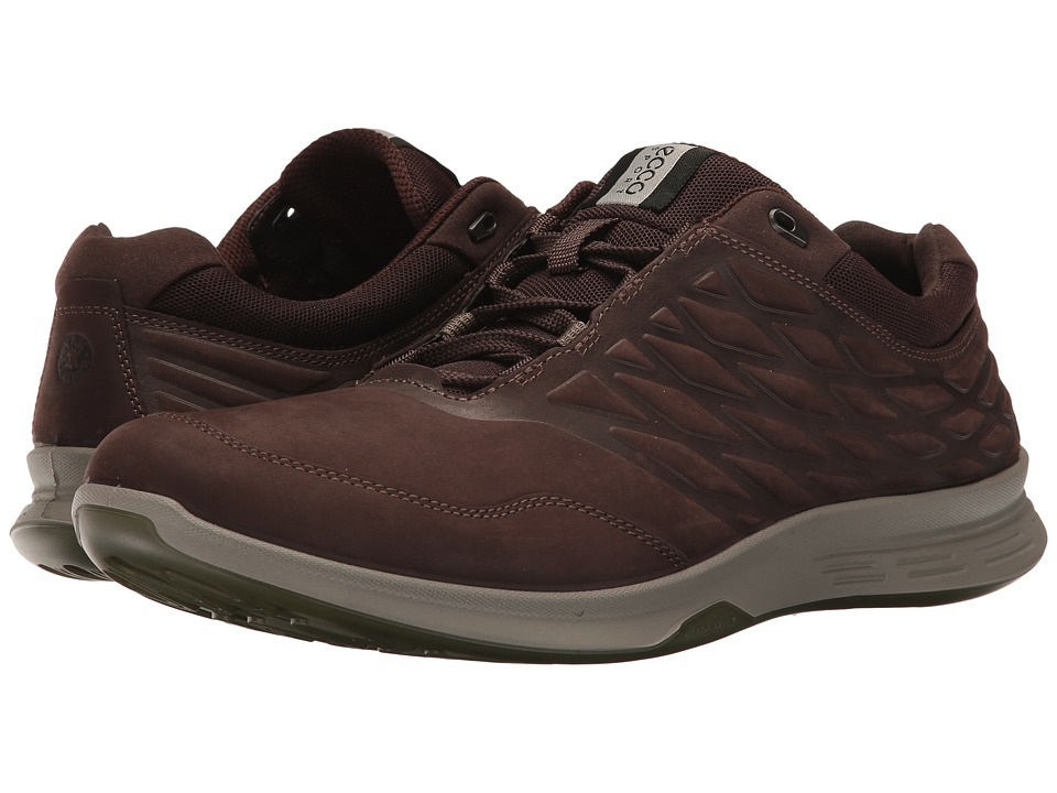 ECCO Sport Exceed Low (Mocha) Men