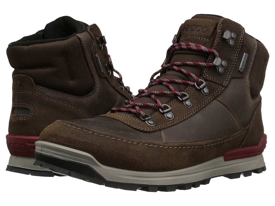 ECCO Sport Oregon High Gore-Tex (Coffee/Coffee) Men