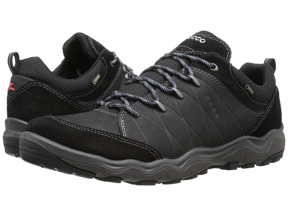 ECCO Sport Ulterra Gore-Tex (Black/Black) Men