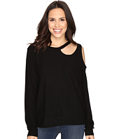 LNA - Double Slash Sweater