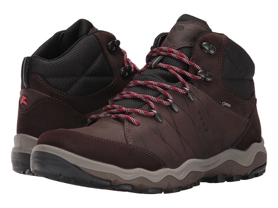 ECCO Sport Ulterra High Gore-Tex (Mocha/Coffee) Men