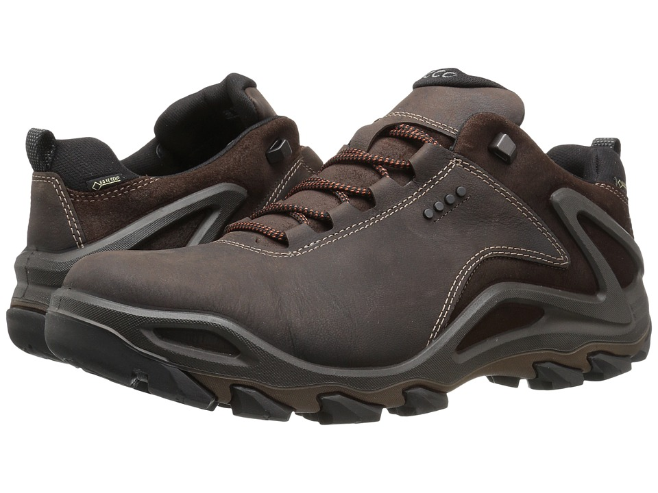 ECCO Sport Terra Evo Low Gore-Tex (Coffee/Mocha) Men