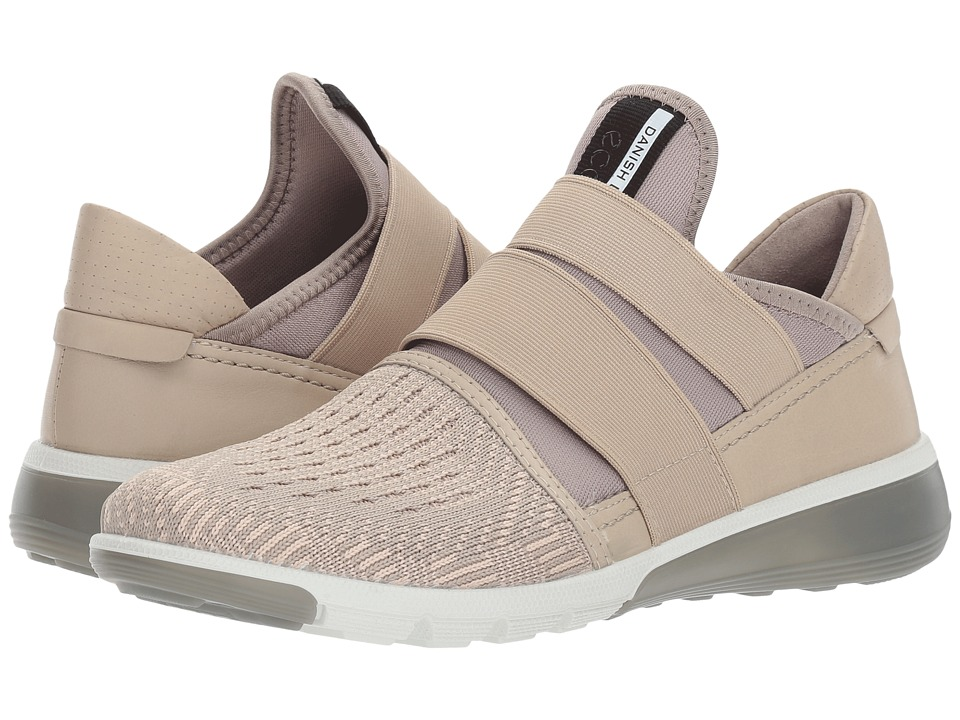 ECCO Sport Intrinsic 2 Band (Oyster/Oyster/Rose Dust) Women