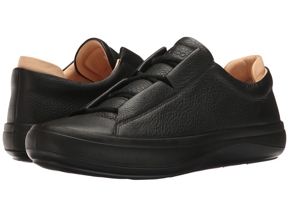 ECCO Kinhin (Black/Veg Tan) Men
