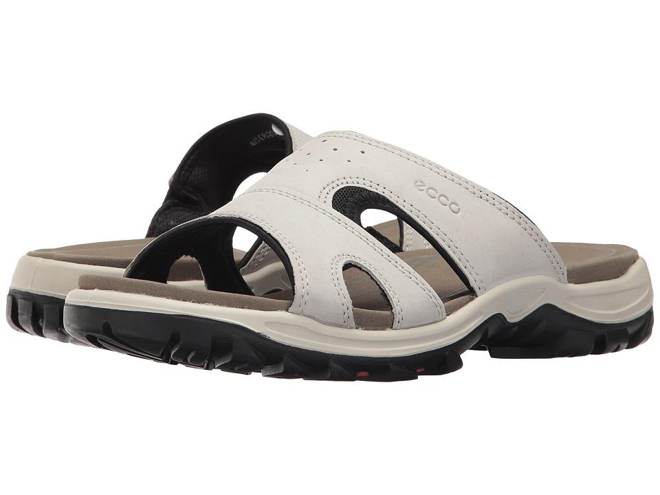 ECCO Sport Offroad Lite Slide (Gravel/Black) Women's Shoes