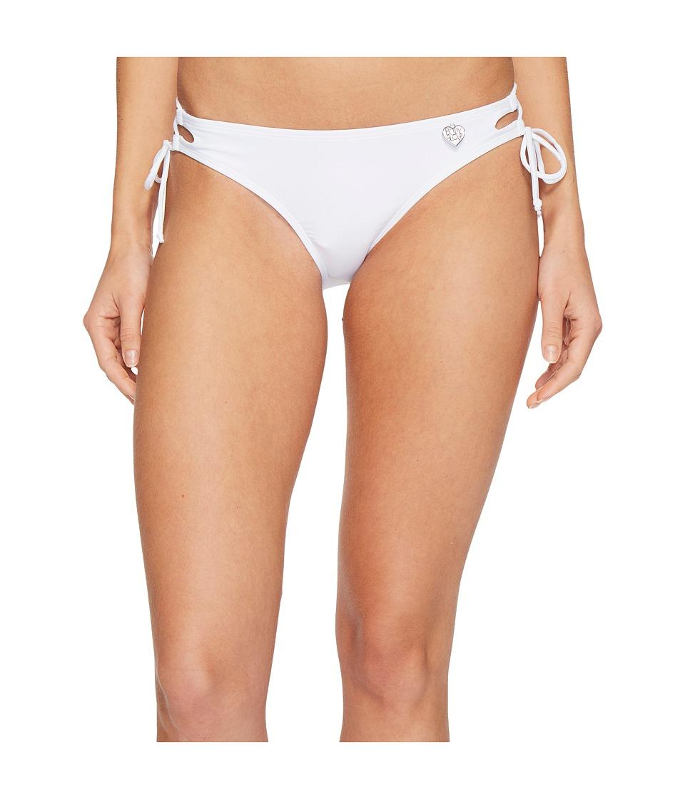 Body Glove Smoothies Tie Side Mia Bottoms (White) Women