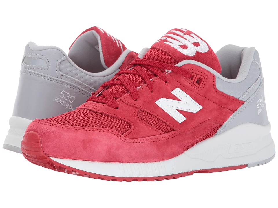New Balance Classics M530 (Red/Grey) Men