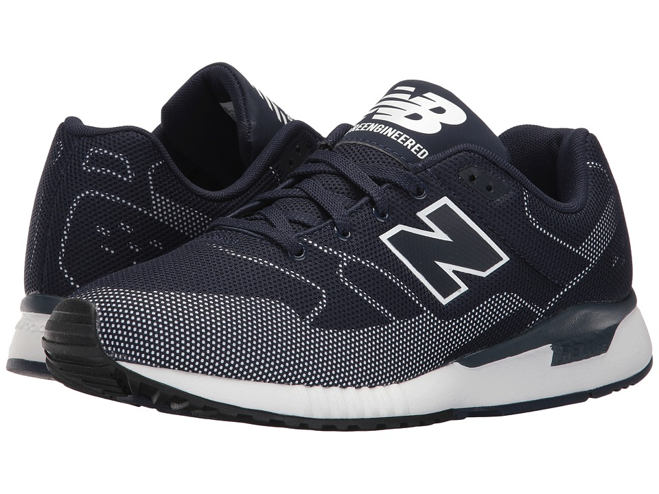 New Balance Classics MTL530 (Navy/White) Men