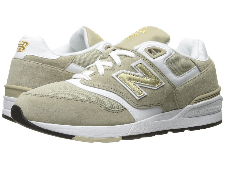 New Balance Classics ML597 (Trench/White) Men
