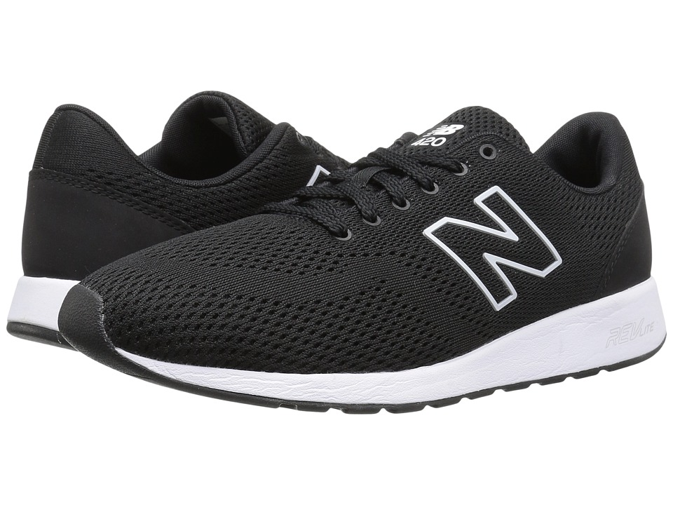 New Balance Classics MRL420 (Black/Grey) Men