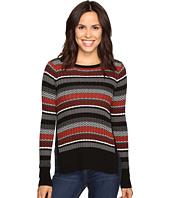 Olive & Oak - Rib Stripe Pullover