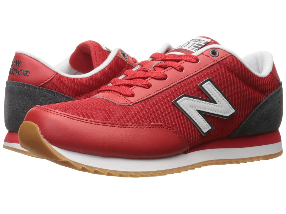 New Balance Classics MZ501 (Red/Grey) Men