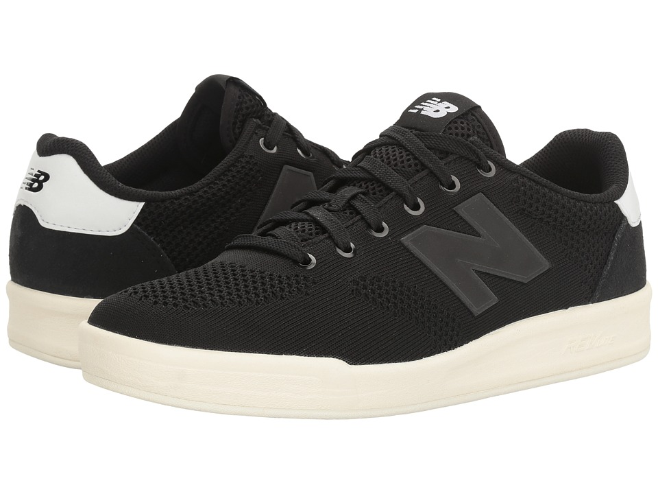 New Balance Classics CRT300 (Black/White) Men