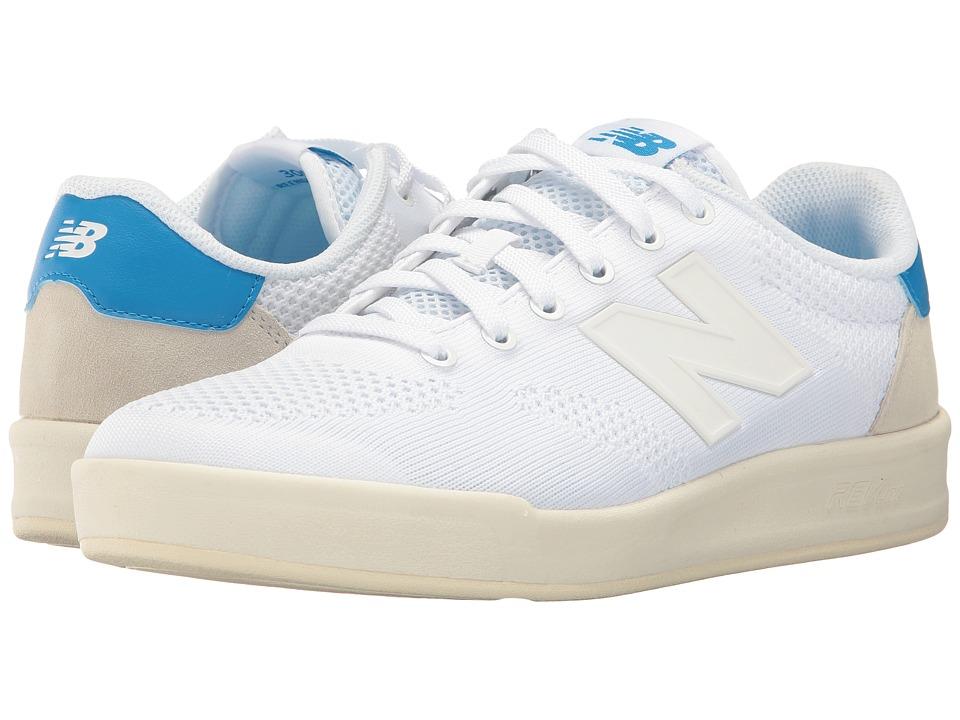 New Balance Classics CRT300 (White/Blue 2) Men