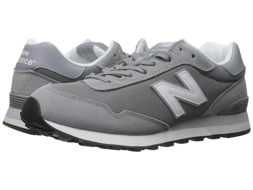 New Balance Classics ML515 (Steel/White) Men