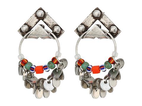 DANNIJO KRISHNA Earrings - Ox Silver/Multi