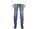 Pierre Balmain - Seamed Moto Jeans