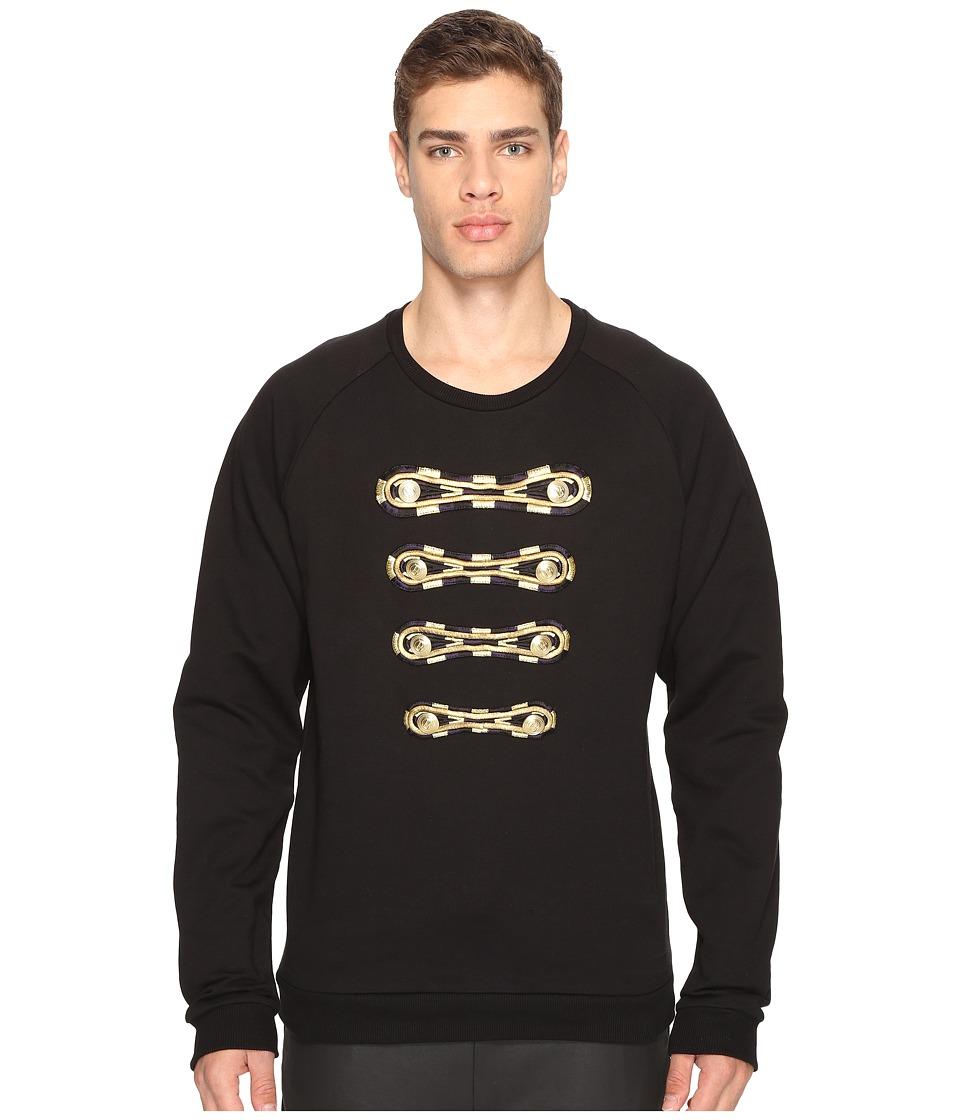 Pierre Balmain - Military Sweatshirt