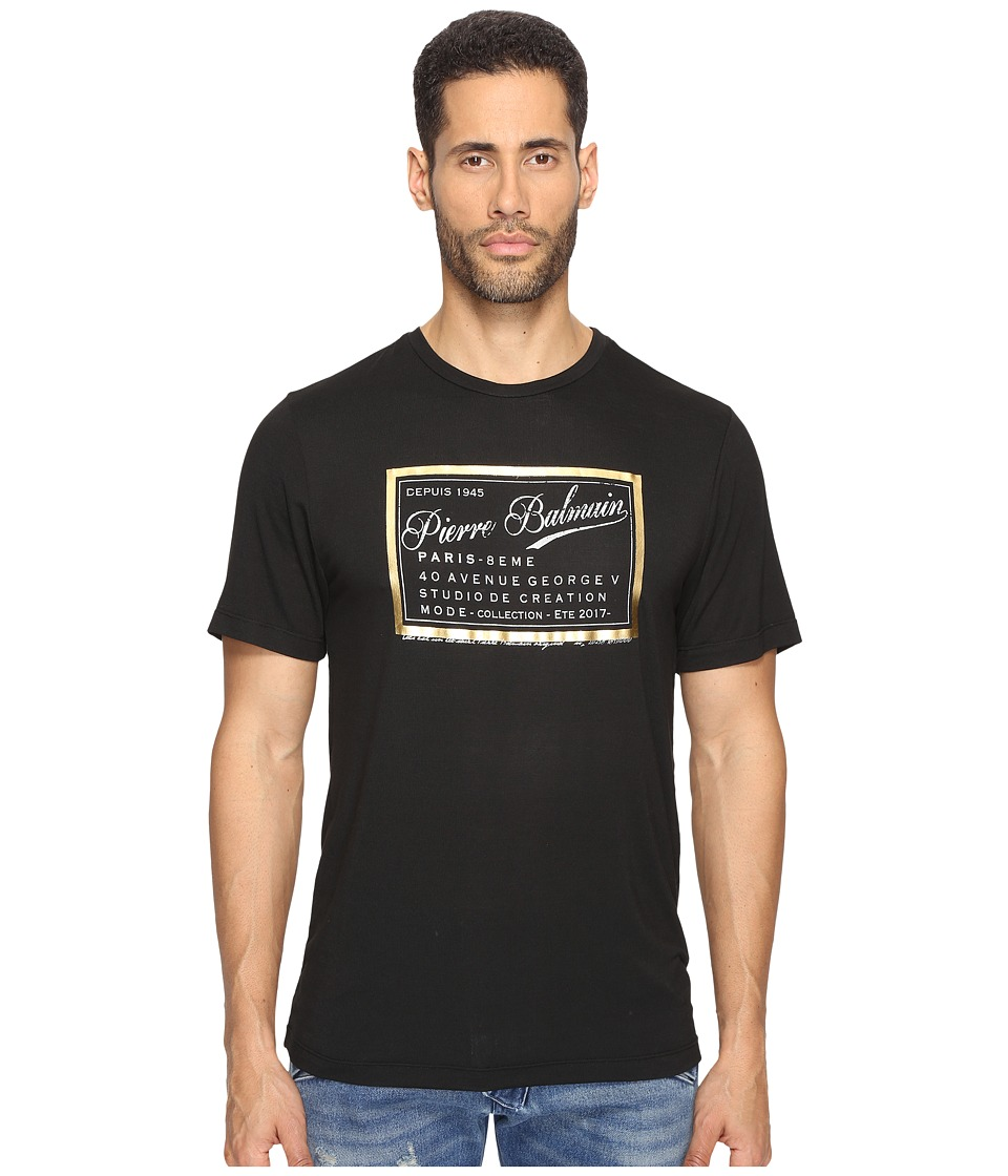 Pierre Balmain - Screenprint T-Shirt
