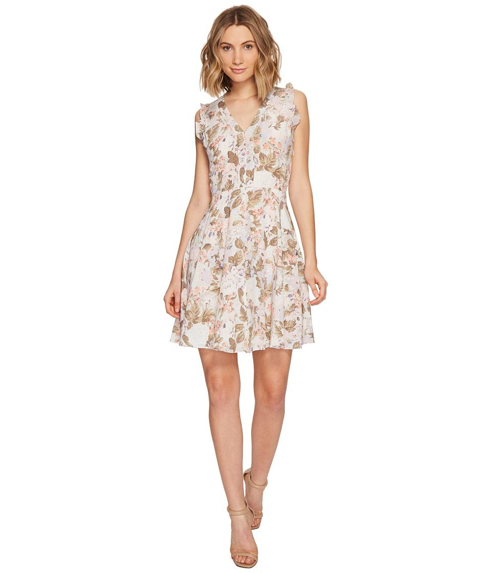 Rebecca Taylor - Sleeveless Penelope V-Neck Dress