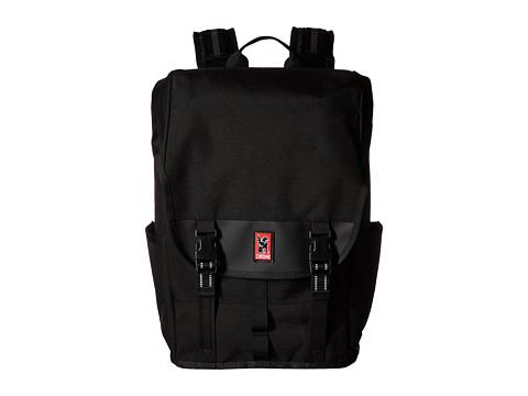 Chrome Soma Pack - Black/Black