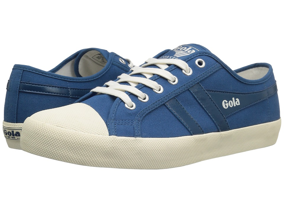 Gola Coaster (Marine Blue/Marine Blue/Off-White) Men