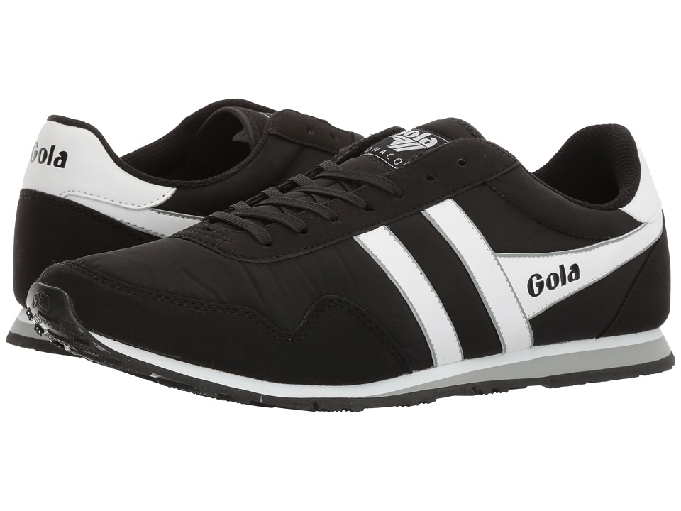 Gola Monaco (Black/White/Grey) Men