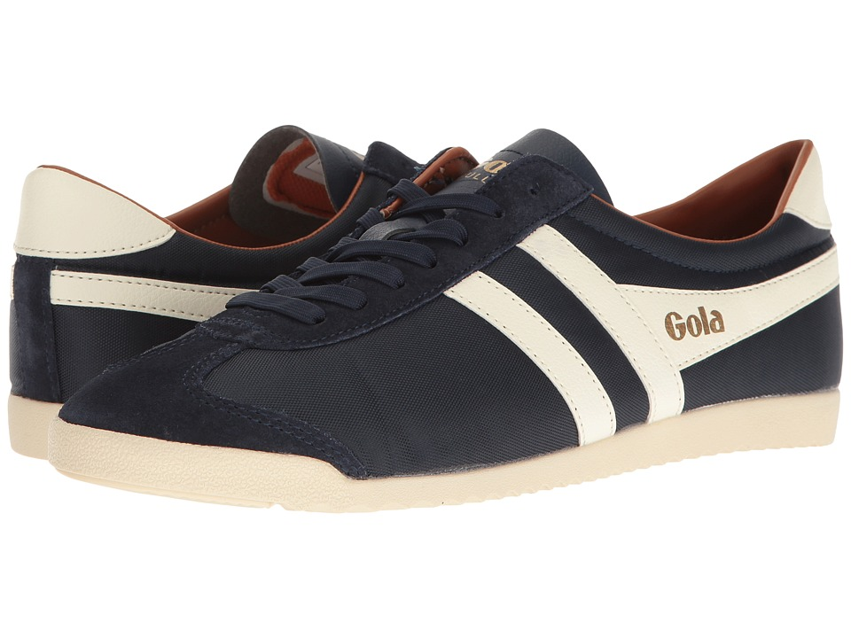 Gola Bullet Nylon (Navy/Ecru/Orange) Men