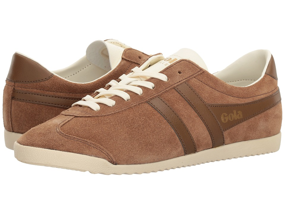 Gola Bullet Suede (Tobacco/Tobacco/Off-White) Men