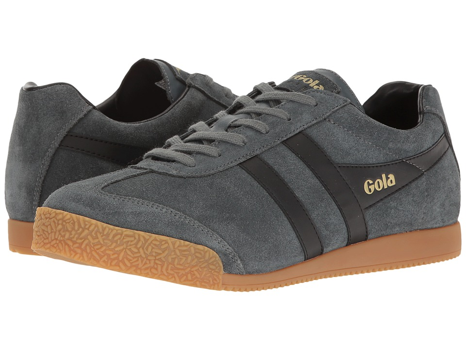 Gola Harrier (Graphite/Black) Men