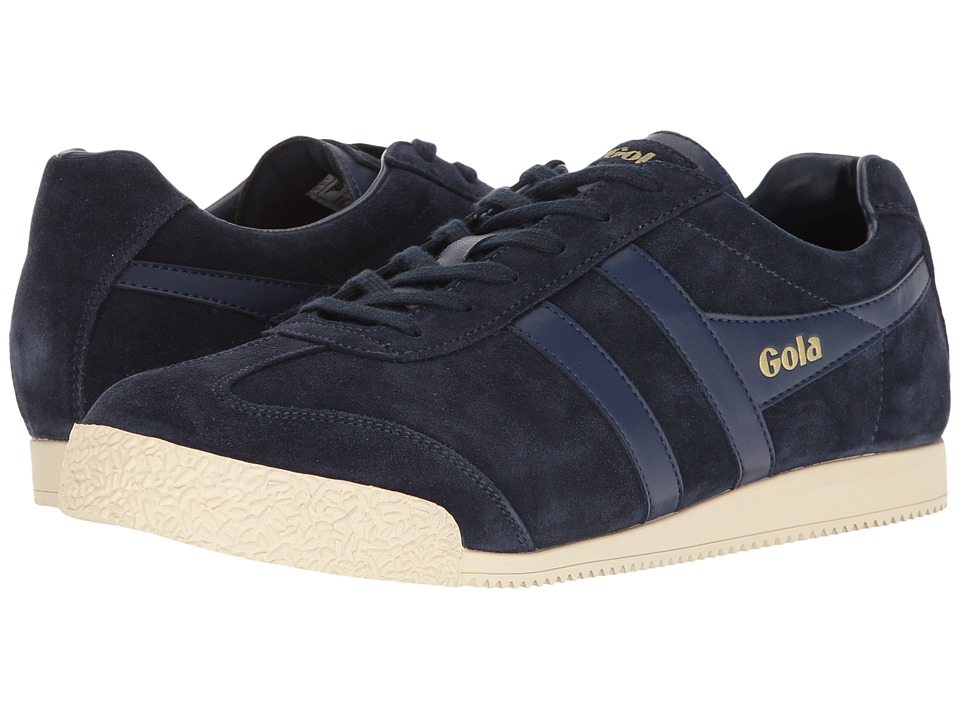 Gola Harrier (Navy/Navy/Off-White) Men