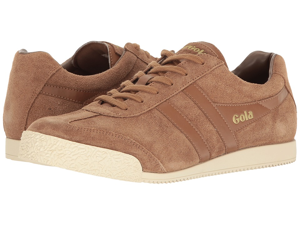 Gola Harrier (Tobacco/Tobacco/Off-White) Men