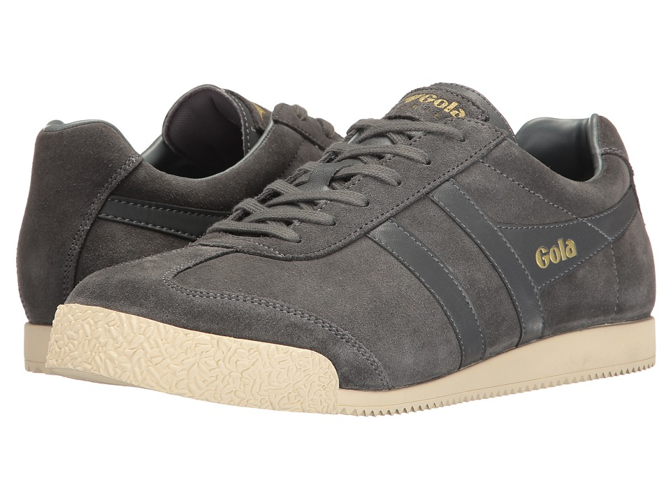 Gola Harrier (Graphite/Graphite/Off-White) Men
