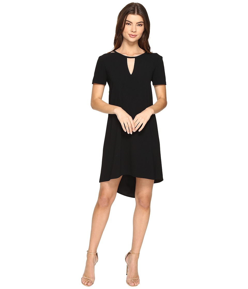 Trina Turk Floramaria Dress (Black) Women
