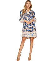 Rebecca Taylor - Long Sleeve Gig Floral Dress