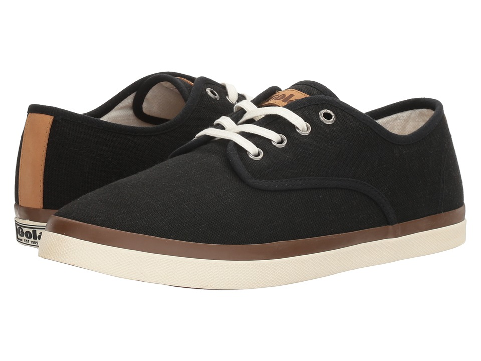 Gola Seeker Linen (Black) Men