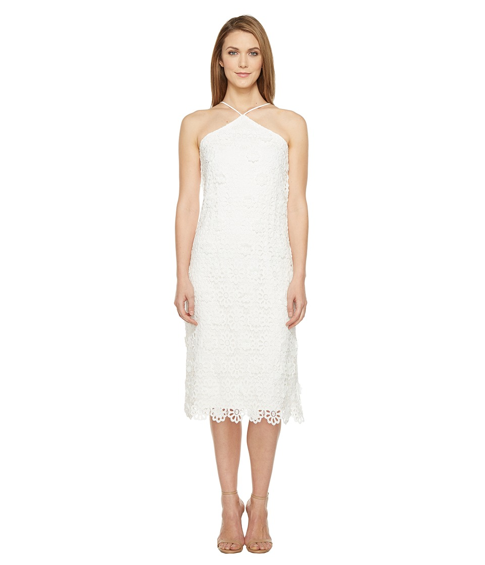 Trina Turk Conga Dress (White Wash) Women's Dress