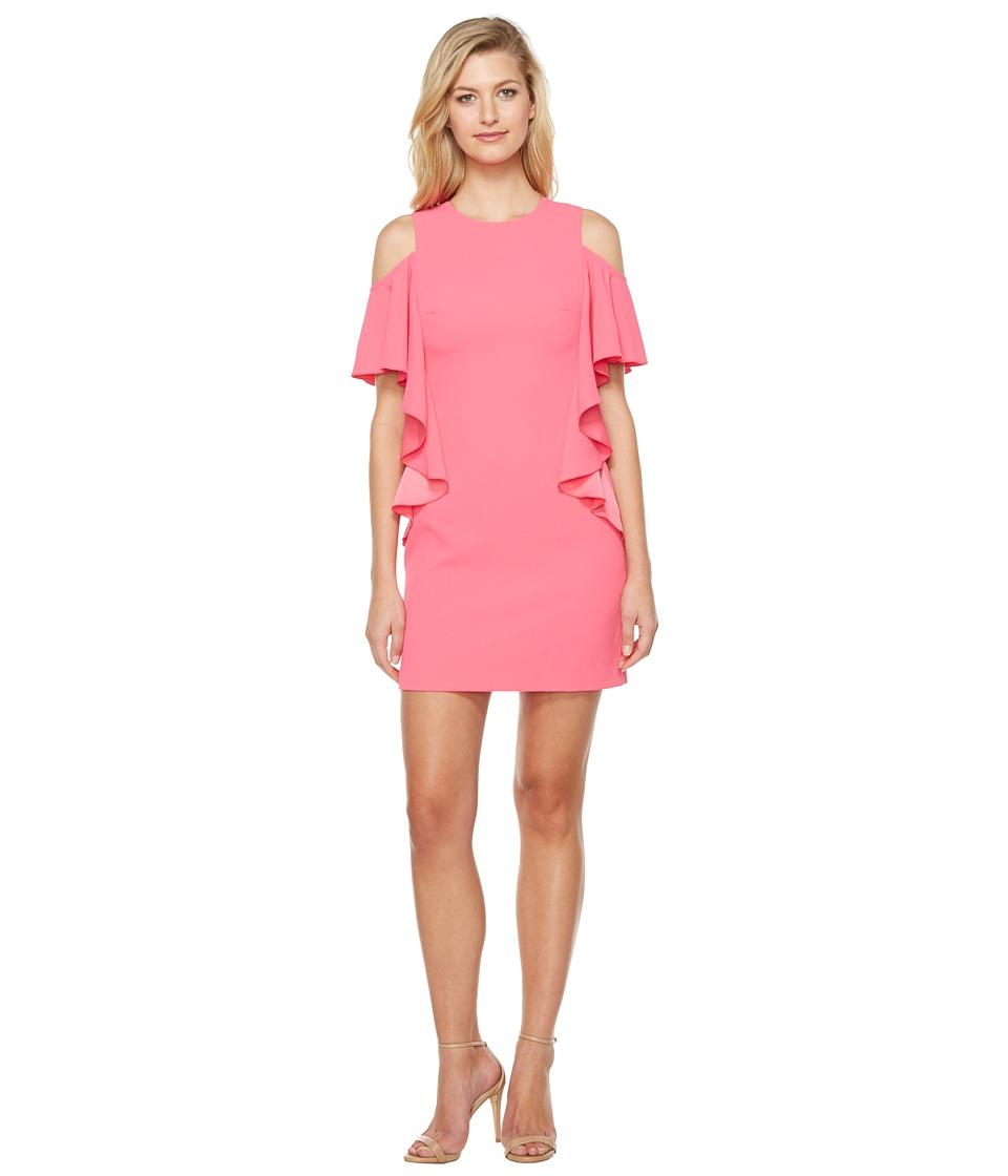 Trina Turk - Lambada Dress (Pink Swizzle) Womens Dress