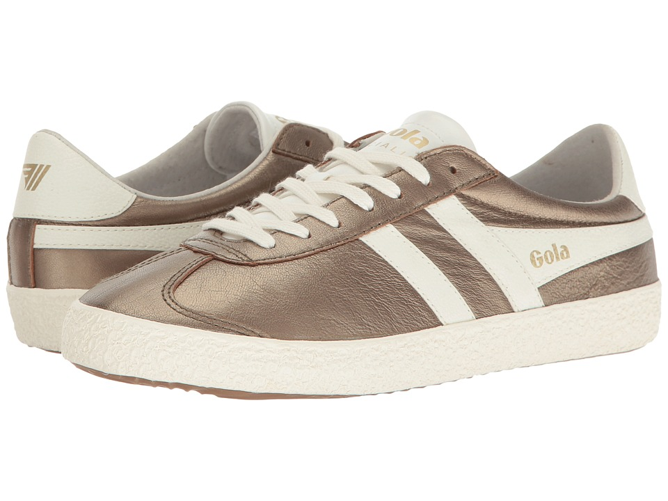 Gola Specialist Metallic (Pewter/Off-White) Women