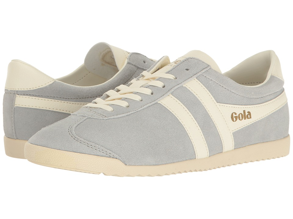 Gola Bullet Suede (Pale Grey/Off-White) Women