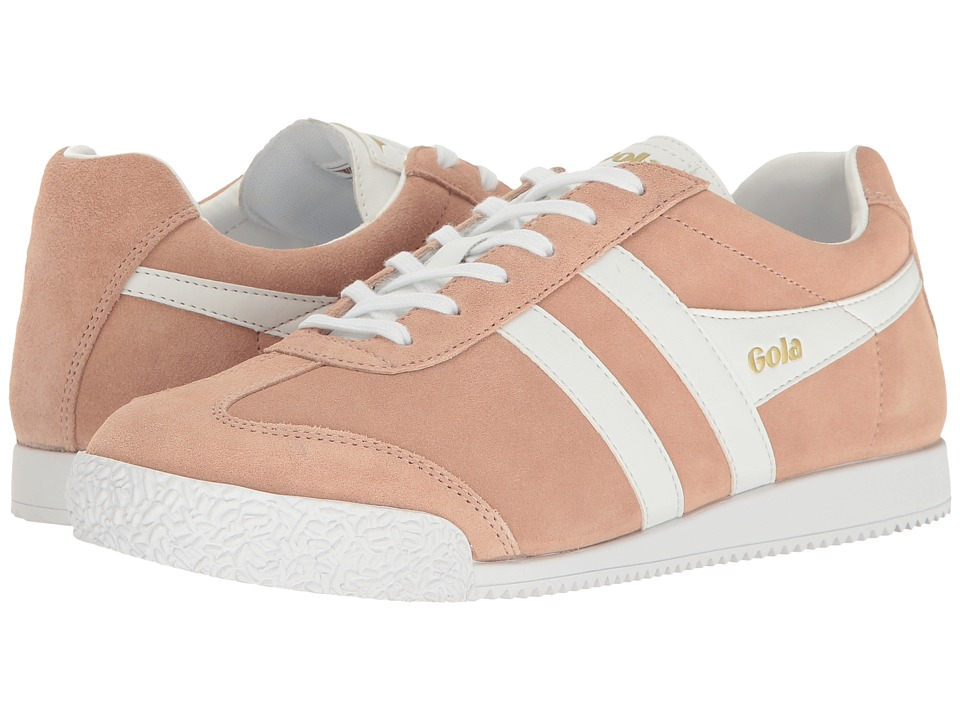 Gola Harrier (Bush Pink/White) Women