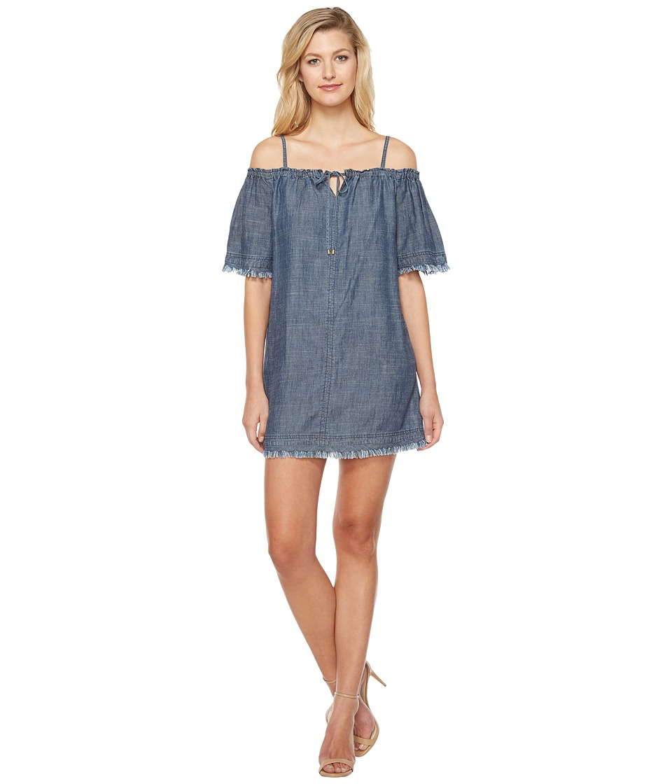 Trina Turk Chill Dress (Indigo) Women
