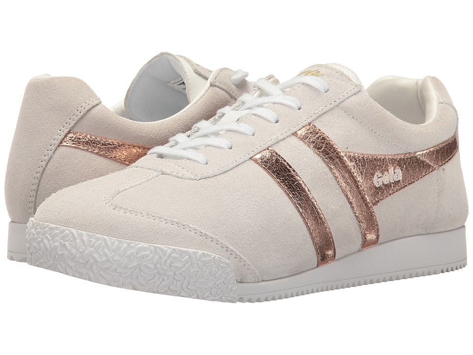 Gola Harrier Mirror (Natural/Rose Gold) Women