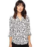 Ivanka Trump - Printed Woven Georgette Floral Top