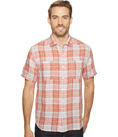 Tommy Bahama - Caldera Plaid Camp Shirt