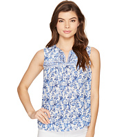 Rebecca Taylor - Sleeveless Aimee Floral Top