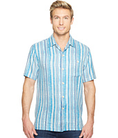 Tommy Bahama - Stripe Me To Paradise Camp Shirt