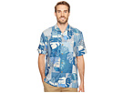 Tommy Bahama Totally Tiled Camp Shirt