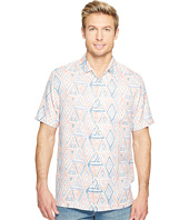 Tommy Bahama - Trio Geo Camp Shirt