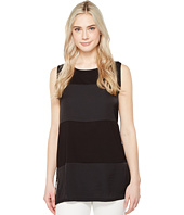 Vince Camuto - Sleeveless Rumple Tunic with Side Slits